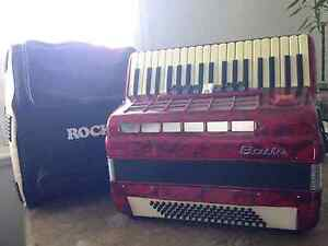 Piano Accordion Baile 80 bass Elwood Port Phillip Preview