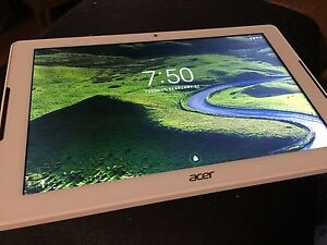 Acer iconia 10.1 inch tablet