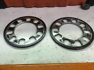Wheel spacers multifit 8mm aluminium Campbellfield Hume Area Preview
