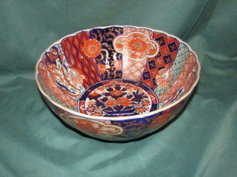 Fine Antique Japanese Porcelain Bowl