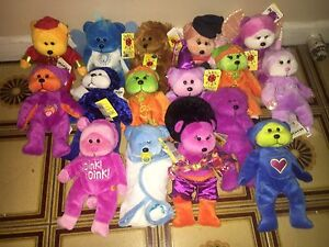 16 x beanie kids - bulk/single buy - mint condition rares Maribyrnong Maribyrnong Area Preview