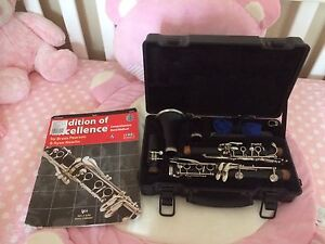 Excellent condition Armstrong clarinet Rochedale South Brisbane South East Preview