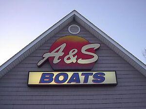 OMC JOHNSON EVINRUDE STARTER SPRING P/N 0311265 Aandsboats