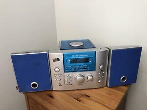 Radio réveil et CD