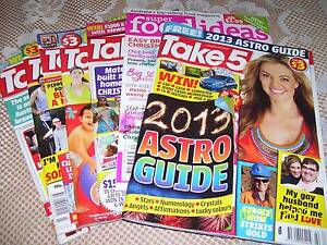 TAKE 5 MAGAZINES ( not the ones in pic') Port Kennedy Rockingham Area Preview