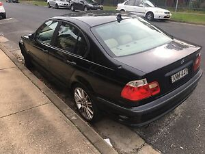 BMW 318i 2001 Maroubra Eastern Suburbs Preview