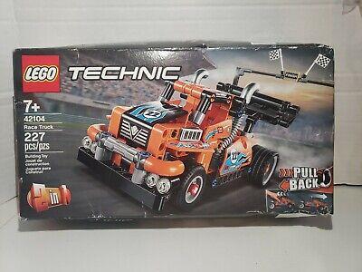 Lego Technic Race Truck (42104) New *NOB*