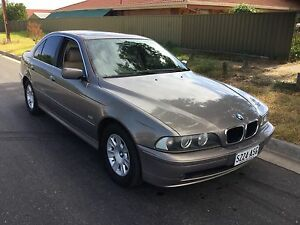 2003 BMW 525i EXEC SEDAN Salisbury Plain Salisbury Area Preview
