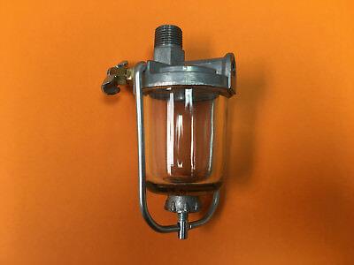 Allis Chalmers Fuel Sediment Bowl Strainer Wc Wf Wd45 D15 D17 D19 D21 70237946