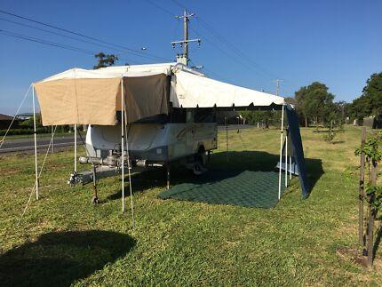 Jayco Outback In Queensland Caravans Amp Campervans