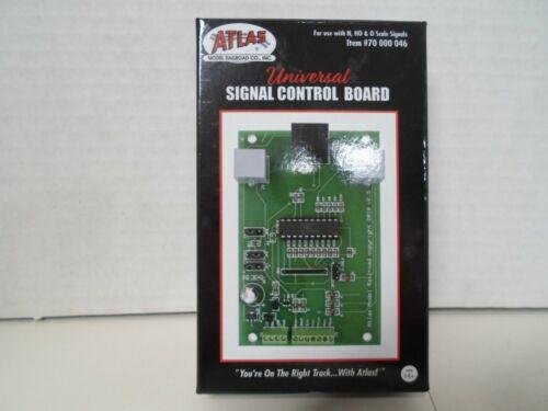 Atlas Signal Control Board