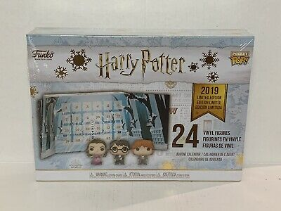 Funko Pop! Mini Harry Potter Advent Calendar 2019 Limited Edition 24 Pocket Pop