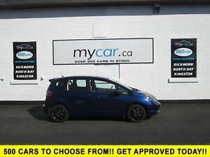 2013 Honda Fit LX LX HATCHBACK AUTO!!