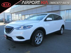 2015 Mazda CX-9 GS /Leather/Sunroof/Navigation/Camera