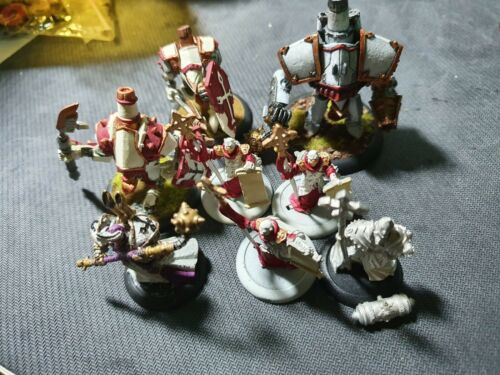 [Warmachine] Protectorate of Menoth Battlegroup