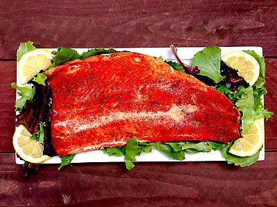 SYD'S Smoked Salmon - 1.2 pounds - the best salmon you will ever (The Best Smoked Salmon)
