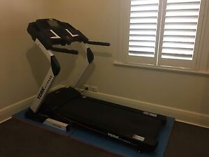 York fitness treadmill - perfect condition Glenelg East Holdfast Bay Preview