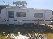 23ft windsor caravan wont disappoint  Peake The Coorong Area Preview