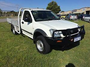 2005 Holden Rodeo Ute **DROP-SIDE TRAY** ONLY 128,000 KLMS!! East Rockingham Rockingham Area Preview