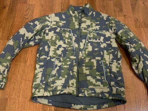 Kuiu Kenai Insulated Jacket  Verde  XL