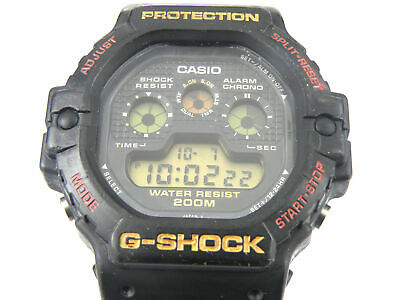 Gents Vintage CASIO G-Shock DW-5900 Watch - 200m