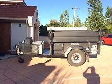 Large Family Camper Trailer (offroad) White Gum Valley Fremantle Area Preview