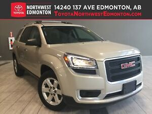 2013 GMC Acadia SLE2 | Heat Seat | Rear Cam | Pwr Gate | Roof Ra