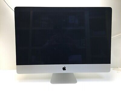 "Apple iMac i5 3.2GHz 32GB 1TB A1419 27"" Desktop - MK462B/A (Late 2015)"