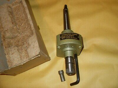 "Ackworthie Limited No. 0 Tapper / Tapping Head 12 BA - 1/4"" 1MT On 2MT Sleeve"