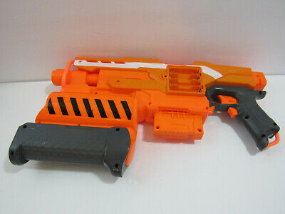 NERF N-Strike Elite Demolisher 2 in 1 Blaster tested works great