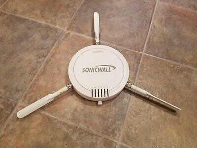 SonicWALL SonicPoint N Dual Band Wireless Access Point APL21-069 AP , usado segunda mano  Embacar hacia Argentina