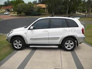 2004 Toyota RAV4 CRUISER Wagon Banora Point Tweed Heads Area Preview