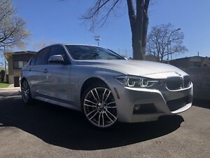 2018 BMW 330x M Sport - LEASE TAKEOVER