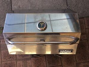 Magma stainless steel gas BBQ Padbury Joondalup Area Preview