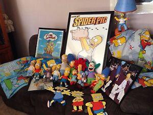 Huge Simpsons bedroom & decor set Ellenbrook Swan Area Preview