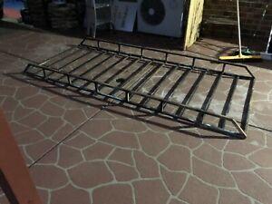 Heavy duty roof rack 2.8m