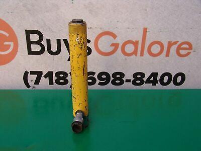 Enerpac 10 Ton Hydraulic Cylinder 10 Inch Stroke Model Rc-1010  4