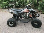 250cc Apex Hybrid ATV Race Bike Berrimah Darwin City Preview