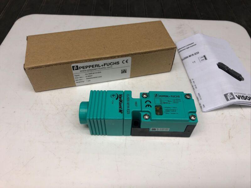 NEW Pepperl-Fuchs sensor OJ500-M1K-E23 REFLECTION LIGHT SCANNER COLORADO SELLER