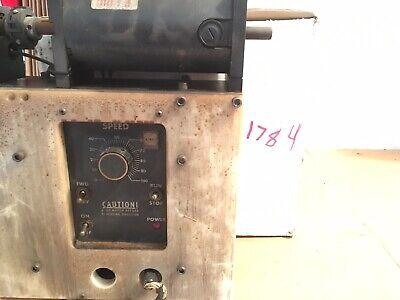 110 Volt D C Motor Controller Minarik Elect. Co. Ca.  Box 1784