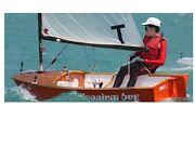 Sabot - high performance sailboat Kingston Beach Kingborough Area Preview