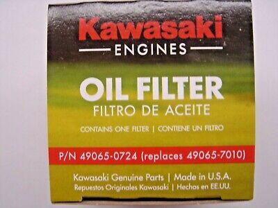 Kawasaki OEM original oil filter 49065-7010  Z mower &