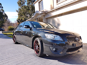 2011 Toyota Aurion Sportivo (black) 147000kms Acacia Gardens Blacktown Area Preview