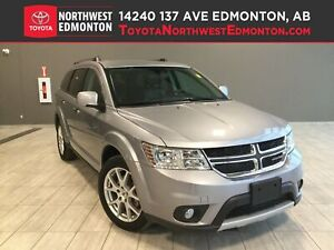 2018 Dodge Journey GT | UCONNECT | Leather | Heat Seats | 3rd Ro