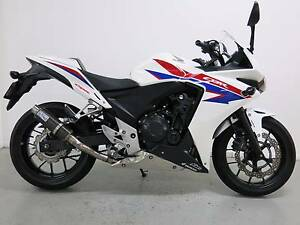 2013 : Honda CBR500RA (ABS) Belmore Canterbury Area Preview
