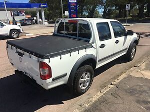 2006 Holden Rodeo Dual Cab Ute 4WD Manual Islington Newcastle Area Preview