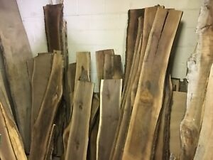 Live edge wood for sale