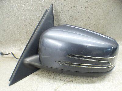 Außenspiegel L links tenorit-grau 755 306T Mercedes X204 GLK 350 CDI 09.1435.075