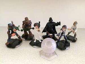 *COMPLETE* Star Wars RISE AGAINST THE EMPIRE Disney Infinity 3.0 Nundah Brisbane North East Preview