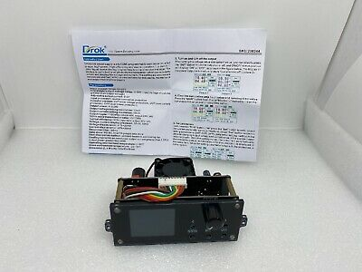 Dpx6005 Buck Step-down Regulated Power Supply Module 1.8 Lcd Color Dpx